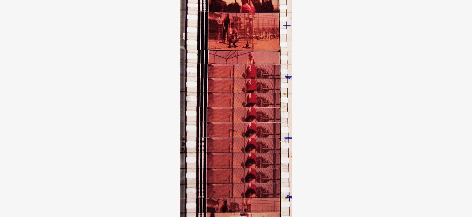 Antoni Pinent G/R/E/A/S/E experimental animation film's frame