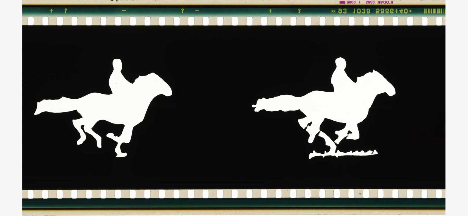 Antoni Pinent Qr Code film frame