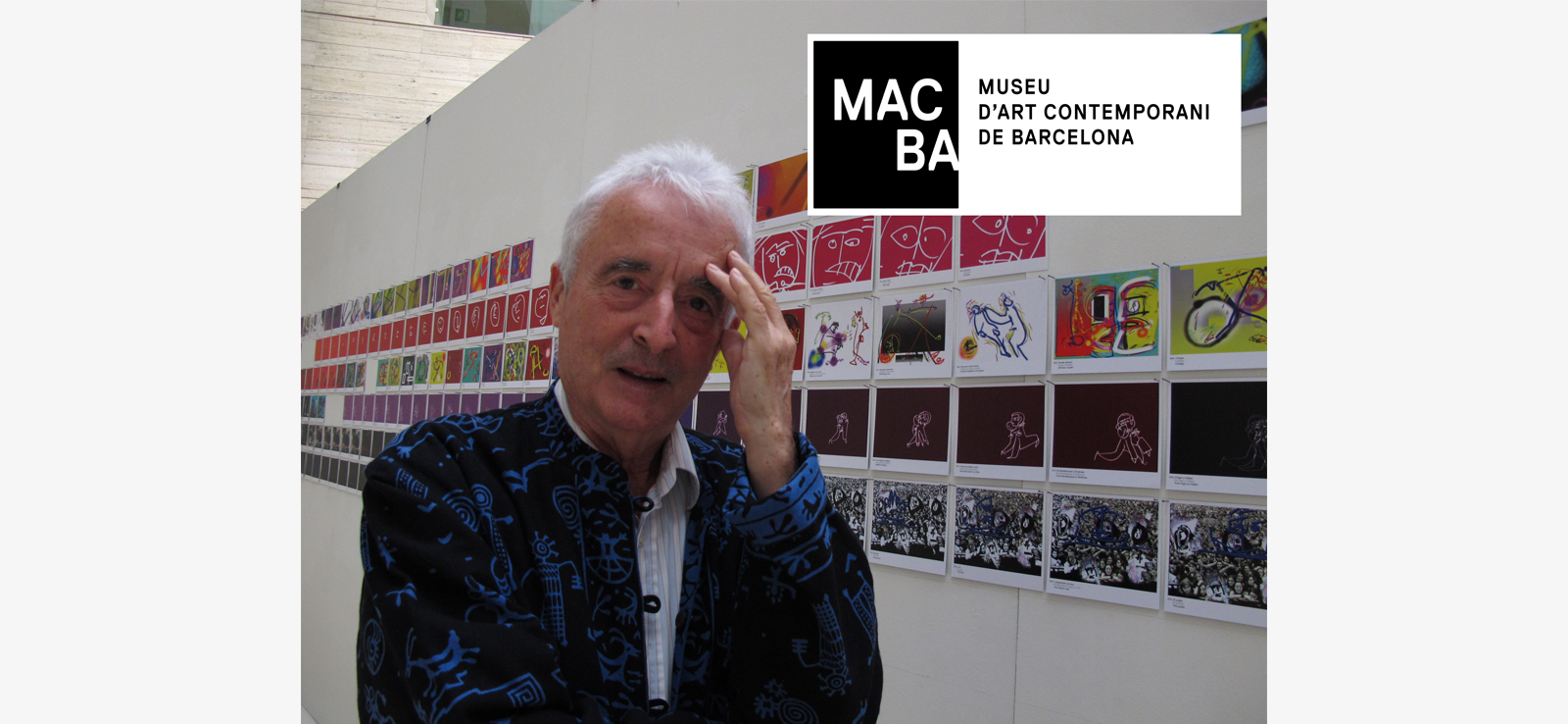 Antoni-Pinent-curator-exhibition-Benet-Rossell-curator-Behind-and-in-Front-of-the-Camera-macba